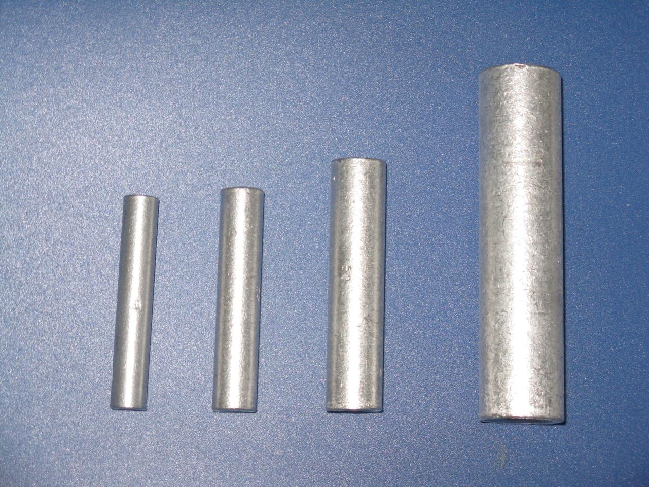 Гильза алюминиевая А10 Производство кабельных алюминиевіх  гильз, наконечников, зажимов  - ПП ЕЛЕКТРО-К в Сумской области