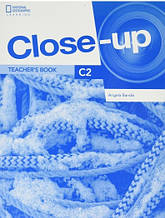 Книга для учителя Close-Up 2nd Edition C2 Teacher's Book with Online Teacher Zone