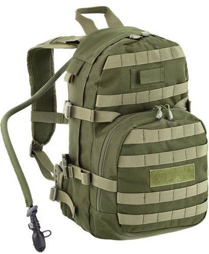 Армейский удобный мужской рюкзак 30 л. Defcon 5 Modular Battle2 30, 922239 зеленый