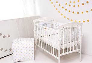 """Детский постельный набор Бэйби - принцесс """"наполнитель холлофайбер высшего сорта"""""""