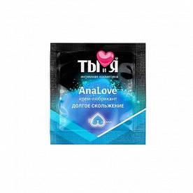 Крем-любрикант ANALOVE одноразова упаковка 4г LB-70024t
