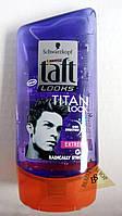 Гель для волос Taft Titan look
