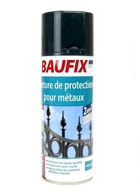 Аэрозольная краска BAUFIX антрацит 400 мл