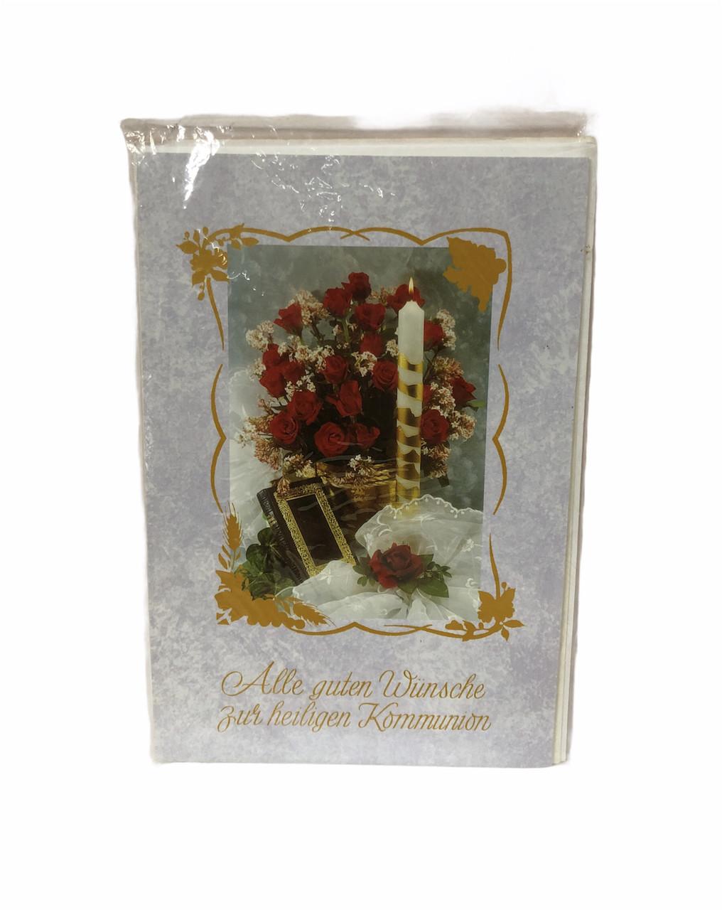 Набір листівок з конвертами Taunus Verlag 5 шт