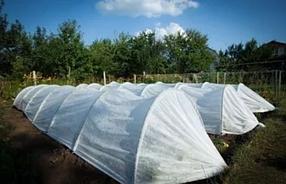 Парник из агроволокна Гранит - 6 м