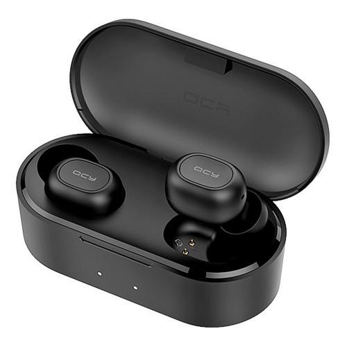 Беспроводные Наушники Xiaomi QCY T1C Power ( QS2 / T2C ) TWS Bluetooth Black