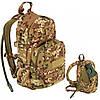 Прочный военный мужской рюкзак 30 л. Defcon 5 Modular Battle2 30, 922240 камуфляж