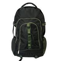 Рыбацкий рюкзак 65 л VA черно Зеленый T-02-2 похідний рюкзак сумка Рюкзак для охоты и рыбалки VA 65 л