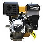 Двигатель бензиновый Forte F210GS-20 Двигатель на культиватор, генератор, мотопомпу., фото 4