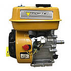 Двигун бензиновий Forte F210GS-20 Двигун на культиватор, генератор, мотопомпу., фото 8