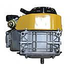Двигатель бензиновый Forte F210GS-20 Двигатель на культиватор, генератор, мотопомпу., фото 9
