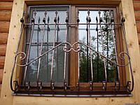 Изготовление кованных решеток на окна