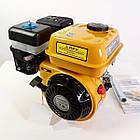 Двигатель бензиновый Forte F210GS-20 Двигатель на культиватор, генератор, мотопомпу., фото 2