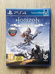 Horizon Zero Dawn Complete Edition (русская версия) (б/у) PS4/PS5