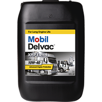 MOBIL DELVAC XHP EXTRA 10W-40 (20л) Синтетичне моторне масло