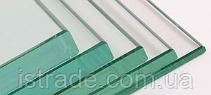 Стекло флоат листовое прозрачное 10 мм марки М1 размер 3210*2250 мм GuardianGlass