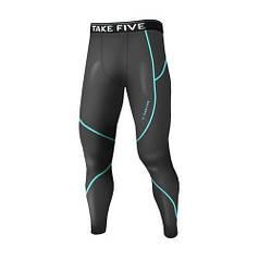 Компрессионные штаны Take Five Warming Guard теплые
