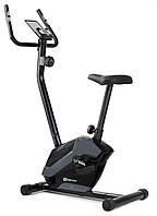 Велотренажер для дома вертикальный магнитный до 120 кг Hop-Sport HS-045H EOS серый