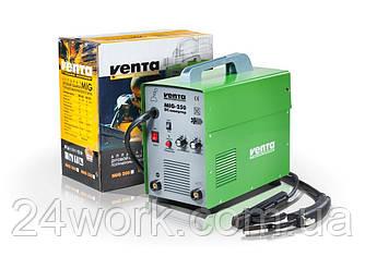 Зварювальний напівавтомат інверторного типу VENTA MIG-250 (MIG + MMA)