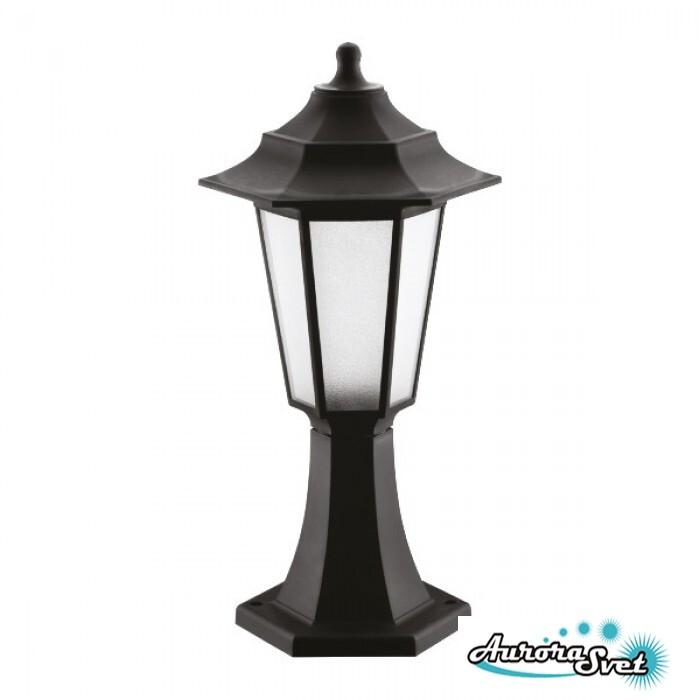 """Садово-парковий світильник """"BOGEMA-1"""" ЧОРНИЙ ландшафтний світильник. Вуличний світильник."""