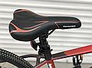 Двухколесный спортивный велосипед 29 дюйма Toprider (ORIGINAL SHIMANO) 901S бордовый, фото 2