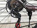 Двухколесный спортивный велосипед 29 дюйма Toprider (ORIGINAL SHIMANO) 901S бордовый, фото 3