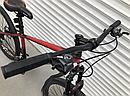 Двухколесный спортивный велосипед 29 дюйма Toprider (ORIGINAL SHIMANO) 901S бордовый, фото 6