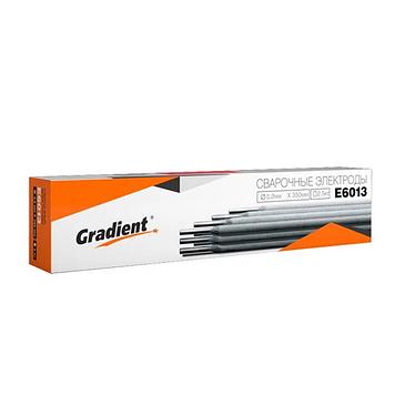 Электроды сварочные GRADIENT Е6013 3,2 мм (2,5 кг)