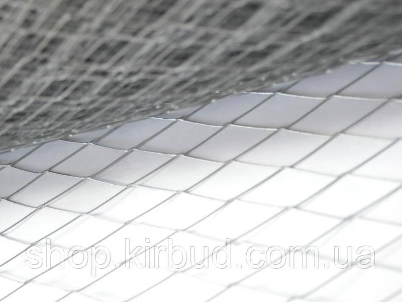 Сетка Штукатурная (просечно-вытяжная) 1*10м ячейка 17х40х0,7