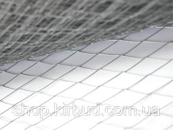 Сетка Штукатурная (просечно-вытяжная) 1*10м ячейка 17х40х0,7, фото 2