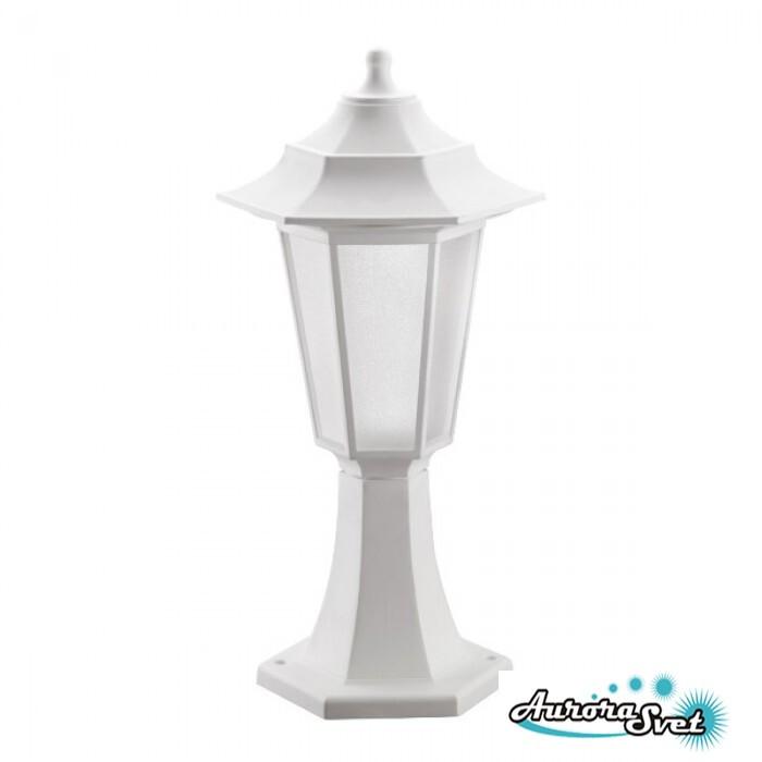 """Садово-парковий світильник """"BOGEMA-1"""" БІЛИЙ ландшафтний світильник. Вуличний світильник."""