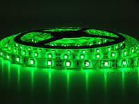 Герметичная диодная лента зеленая 3528\60 led