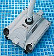 Автоматический вакуумный пылесос для бассейнов. Автоматически меняет направление движения intex 28001 Т, фото 2