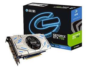 Nvidia  GeForce GTX750   2Gb DDR5 Новая ! Гарантия 12 мес.