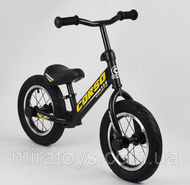 Детский велобег (беговел) CORSO 73975