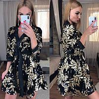 Платье паетка, имитация на запах! Подклад стрейч трикотаж.отделка королевский атлас,люкс качество