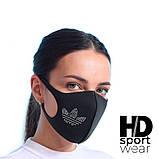 Брендовые , многоразовые маски, фото 8
