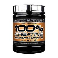 Креатин моногидрат без вкуса Scitec Nutrition 100% Creatine Monohydrate 300 g, фото 1