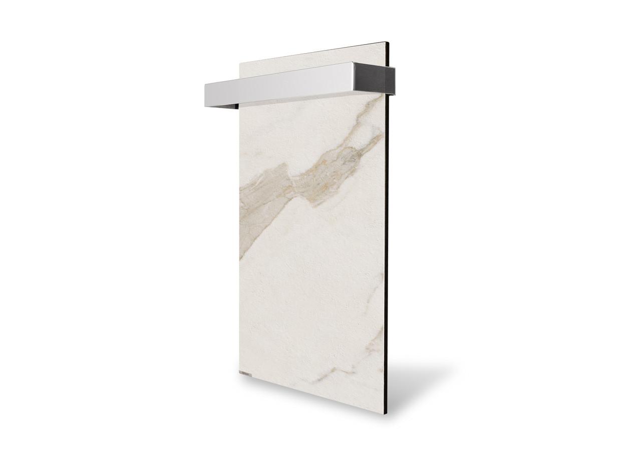 Електричний обігрівач тмStinex, Ceramic 250/220-TOWEL marble White vertical