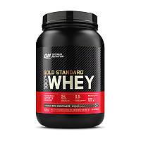 Протеин сывороточный изолят Optimum Nutrition 100% Whey Gold Standard 900 g вэй голд стандард
