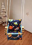 """Дитяча підвісна гойдалка """"Космос"""", фото 2"""
