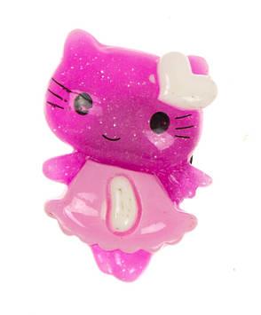 """Магніт акрил. """"Kitty з бантиком"""" №12606/4826(12)"""