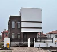 Реализация проекта фасада в Совиньоне