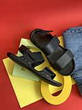 Дитячі босоніжки жіночі літні, чорні CrosSAV Boy 218 Black, фото 2