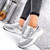 Кроссовки женские Shar серые 3496, фото 4