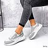 Кроссовки женские Shar серые 3496, фото 9