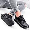 Кроссовки мужские Riob черные 3502, фото 4