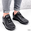 Кроссовки мужские Riob черные 3502, фото 5