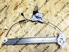 Склопідйомник електро Ланос, Сенс передній правий (в зборі з мотором) CRB