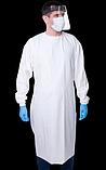 Медичний халат багаторазового використання  купить, фото 4